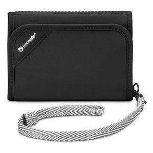 Pacsafe RFID travel wallet